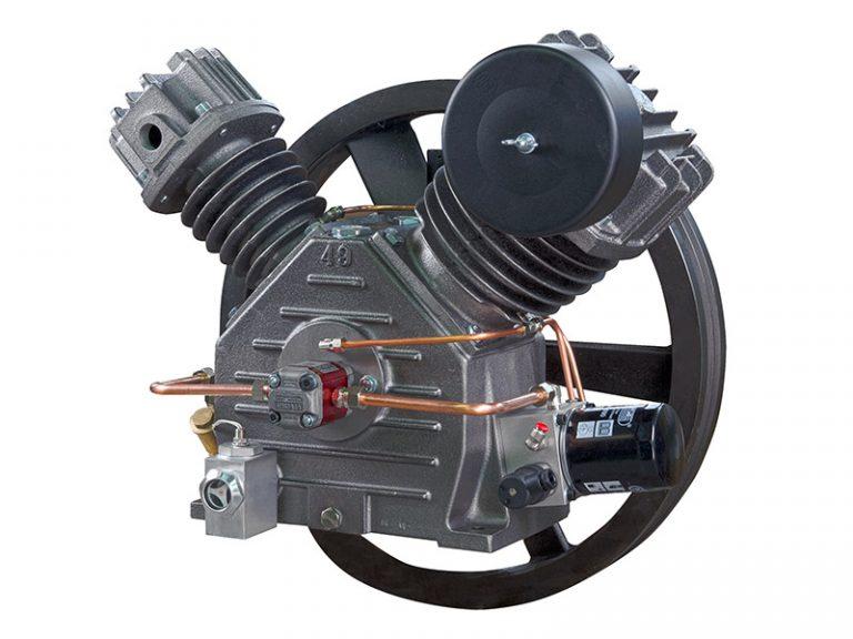 Gruppi compressori alta pressione