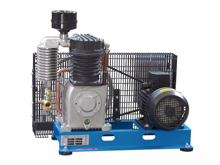 Base-mounted compressors