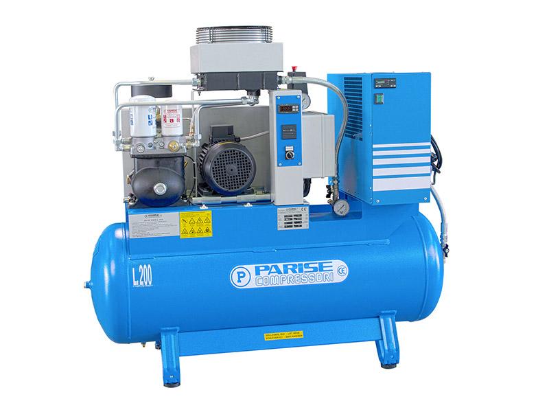 screw compressors PHO series 3 - 7,5 kW