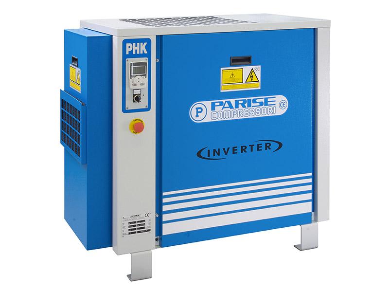screw compressors PHK series 7,5 - 15 kW
