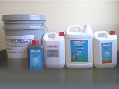 olio speciale per compressori
