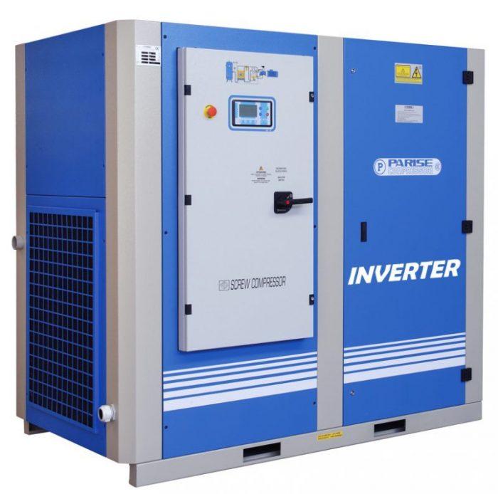 compressori rotativi a vite INVERTER 3 - 160 kW