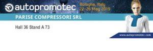 Autopromotec 2019 – Bologna – Italy
