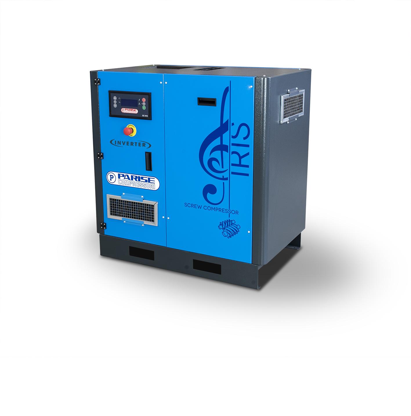 Compressori a Vite Modulari Serie MLX - IRIS INVERTER