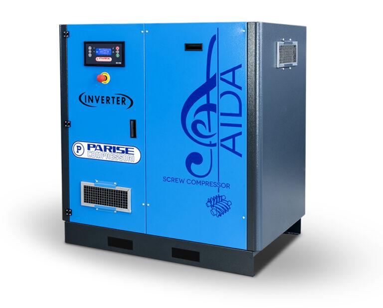 Compressori a Vite Modulari Serie MLA - AIDA Inverter