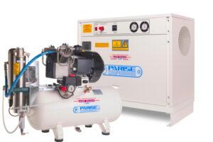 Compressori a pistoni alta pressione per dentisti